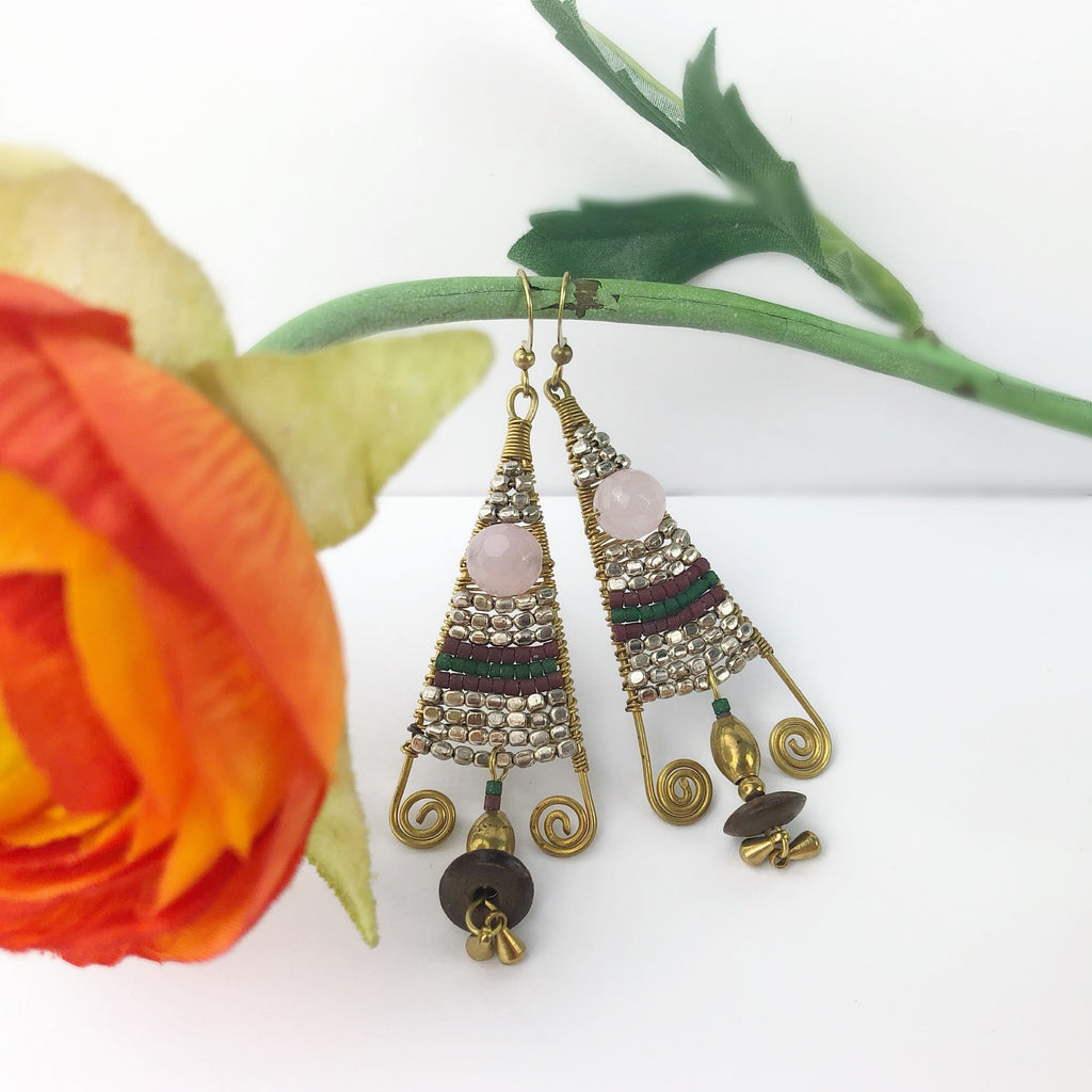 Chida Earrings - VE490