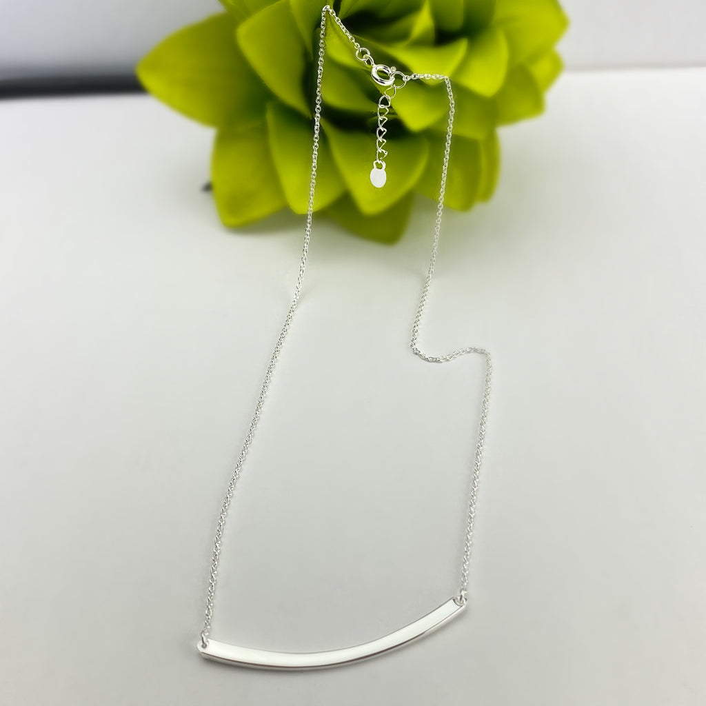 Silver Swing Necklace - VNKL272