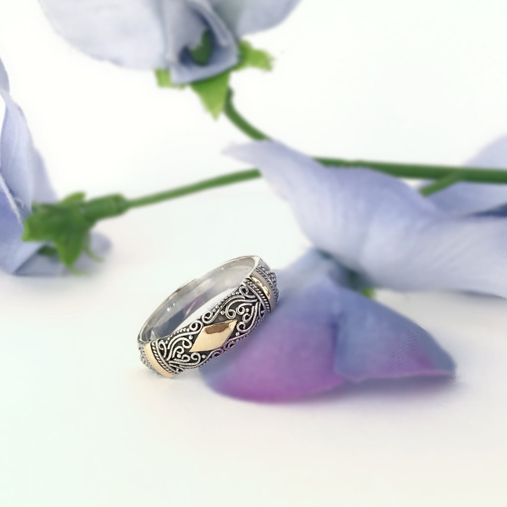 Baroque Ring - VR403