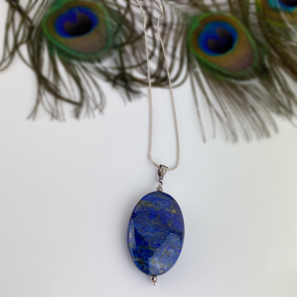 Azure Eye Pendant - VP374