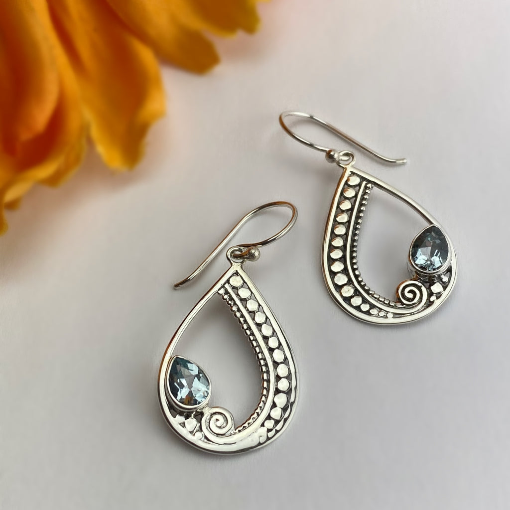Sky Splash earrings - VE650