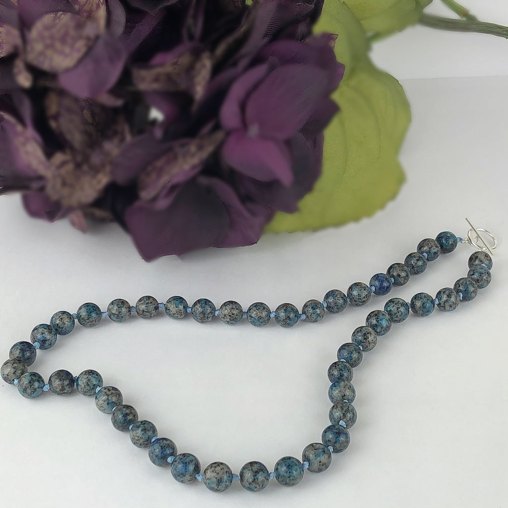 K2 Stone Bead Necklace - VNKL222