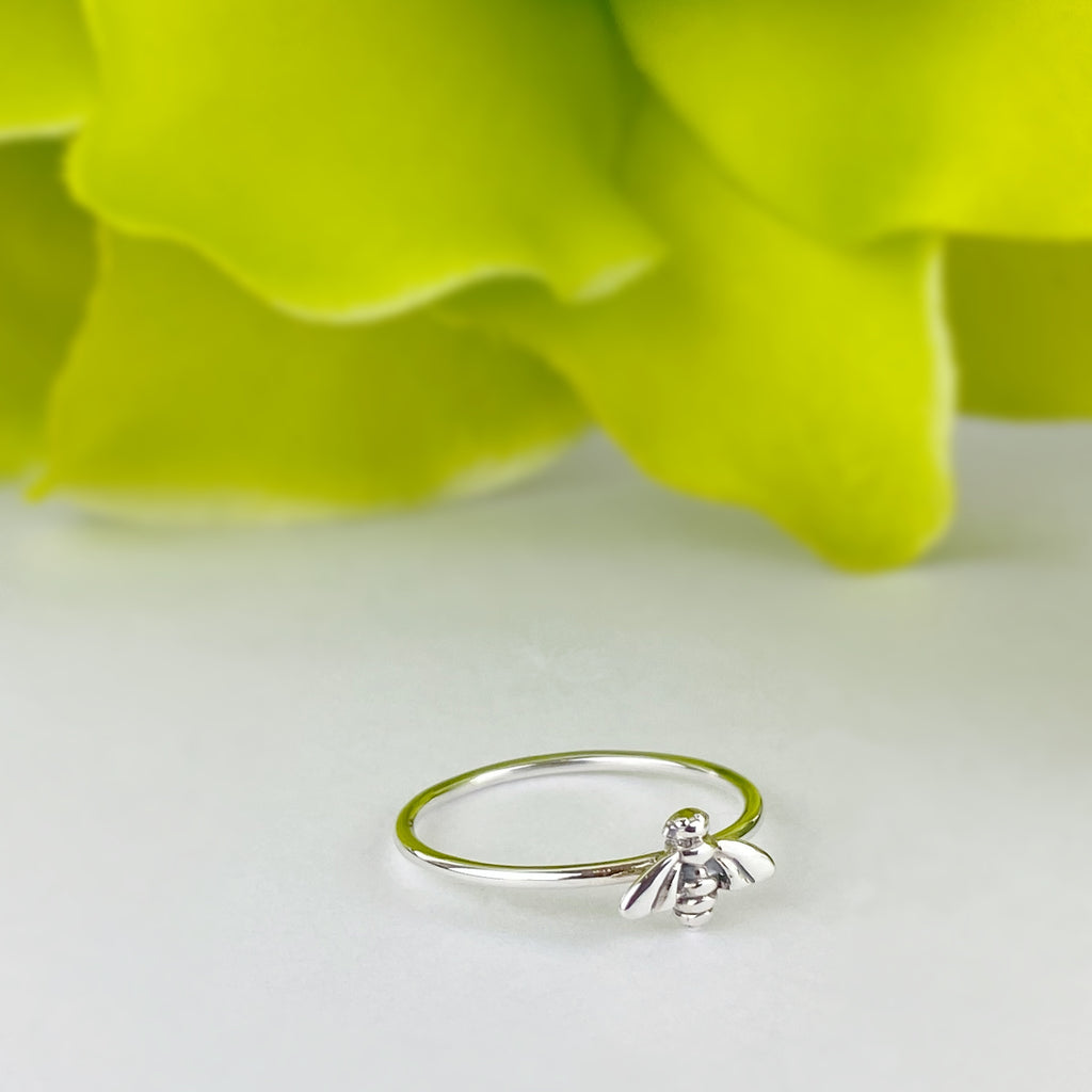 Sweet Bee Stacker Ring - VR437
