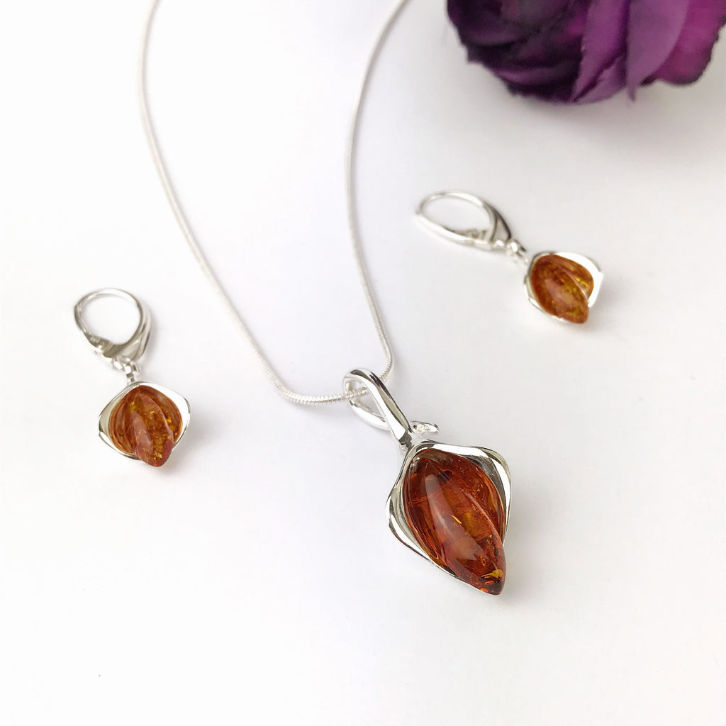 Amber Fire Set - SSET1091