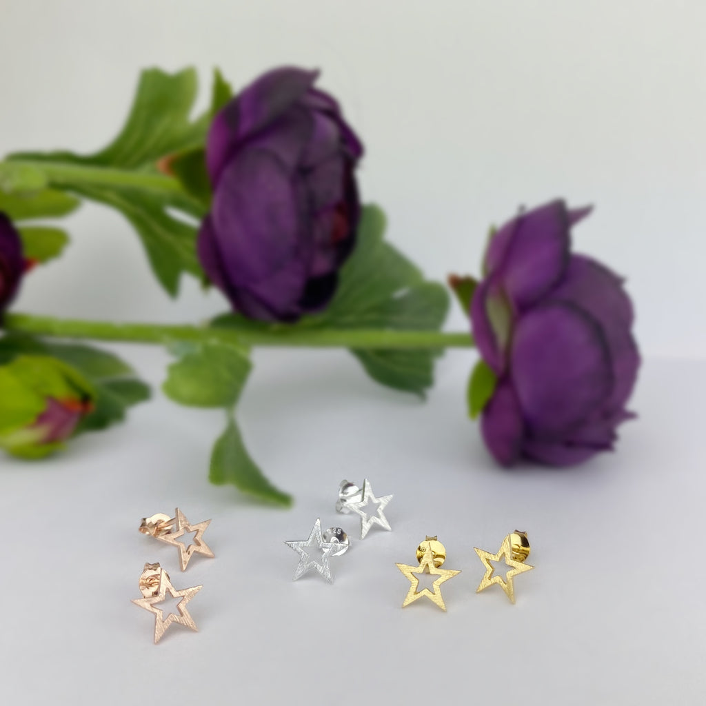 Stellar Stud Earrings - VE634