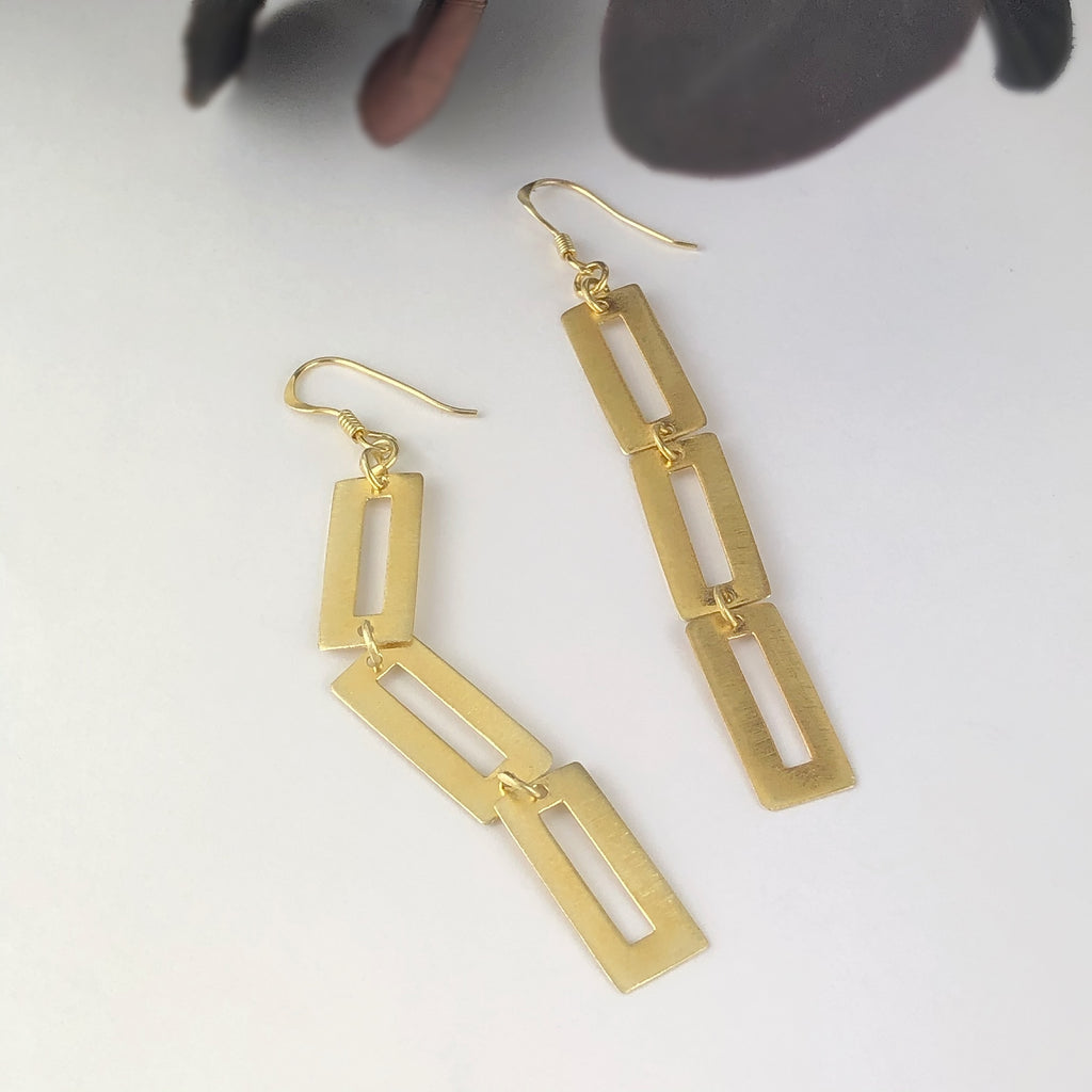 Architect Earrings - VE574