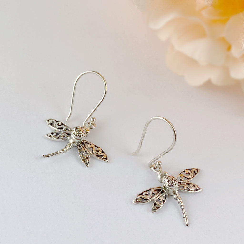 Dancing Wings Earrings - VE418