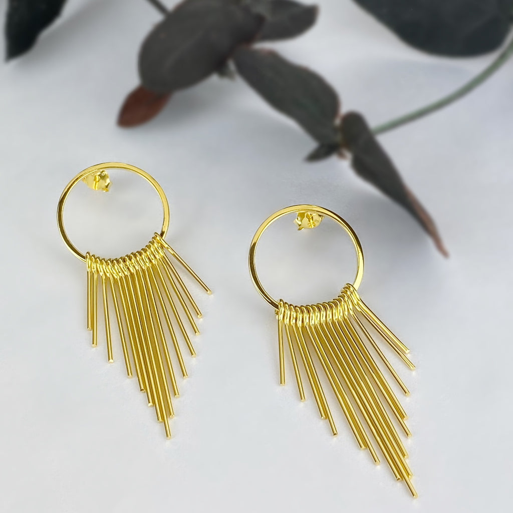 Sunray Earrings - VE549