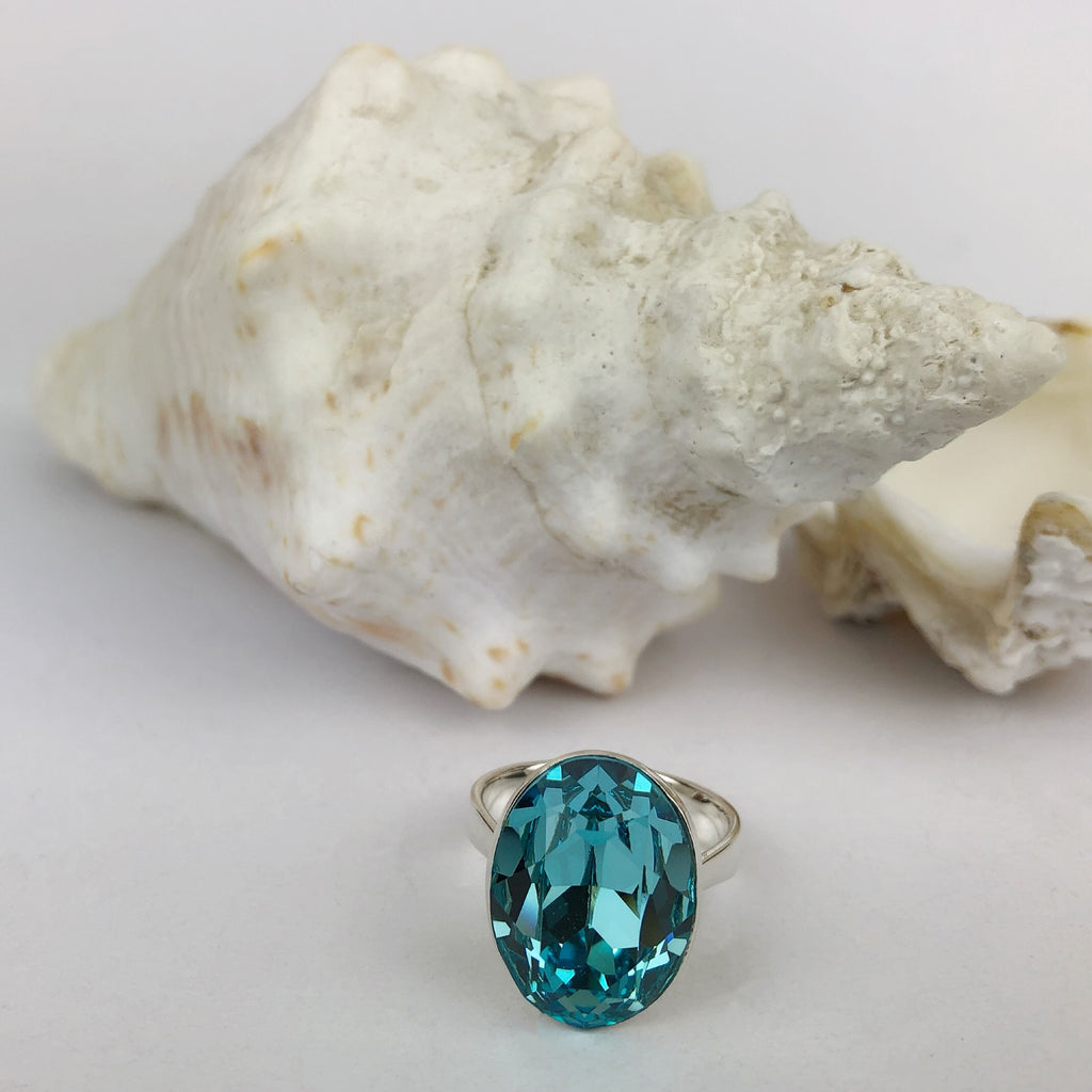 Ocean Treasure Ring - SR2010