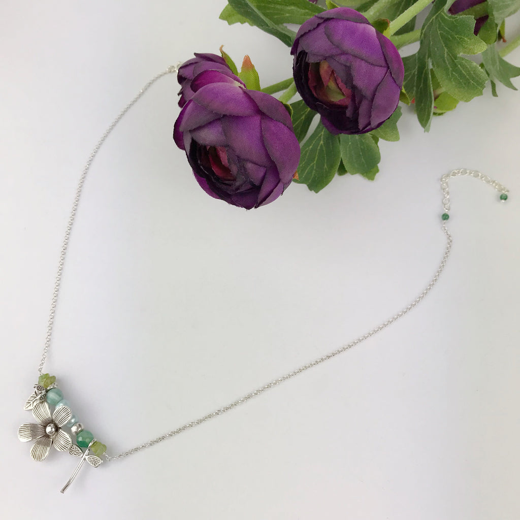 Garden Dayz Necklace - VNKL153