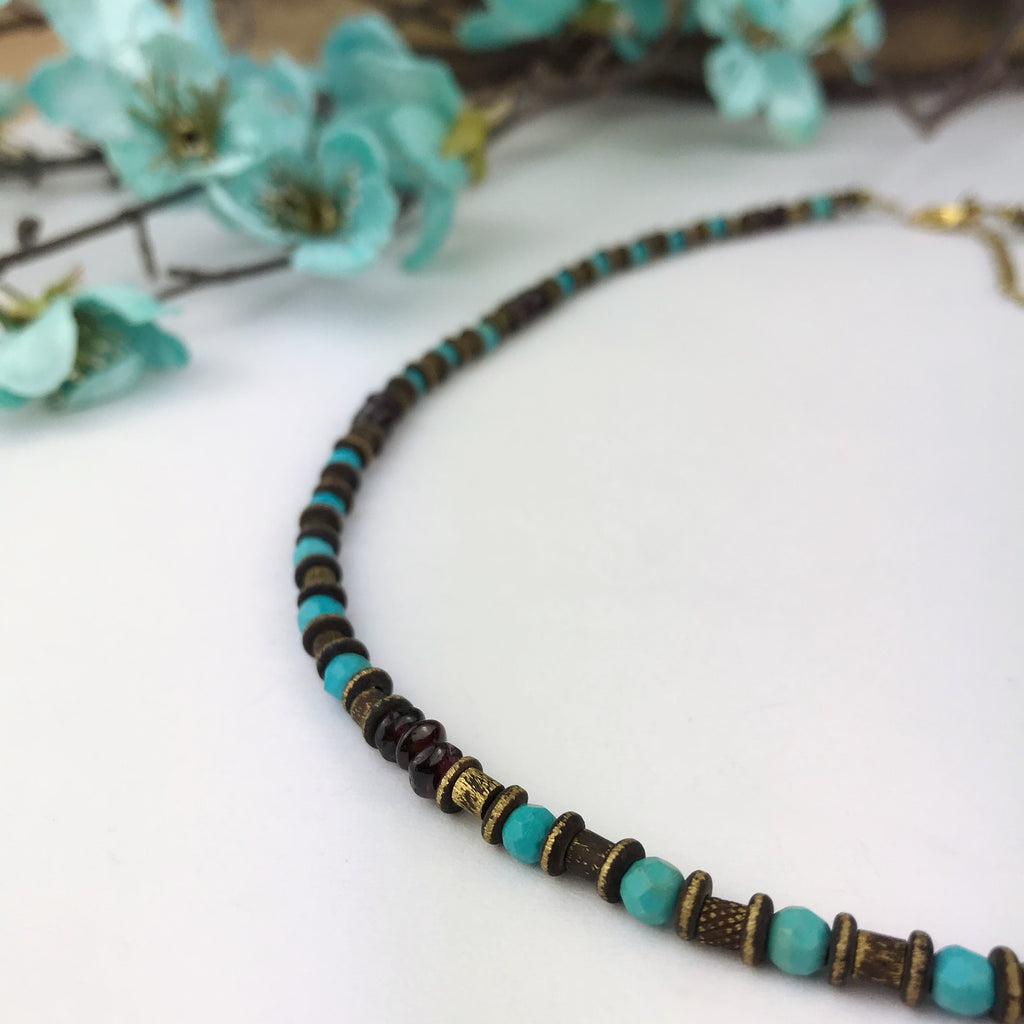 Alanya Necklace - VNKL154