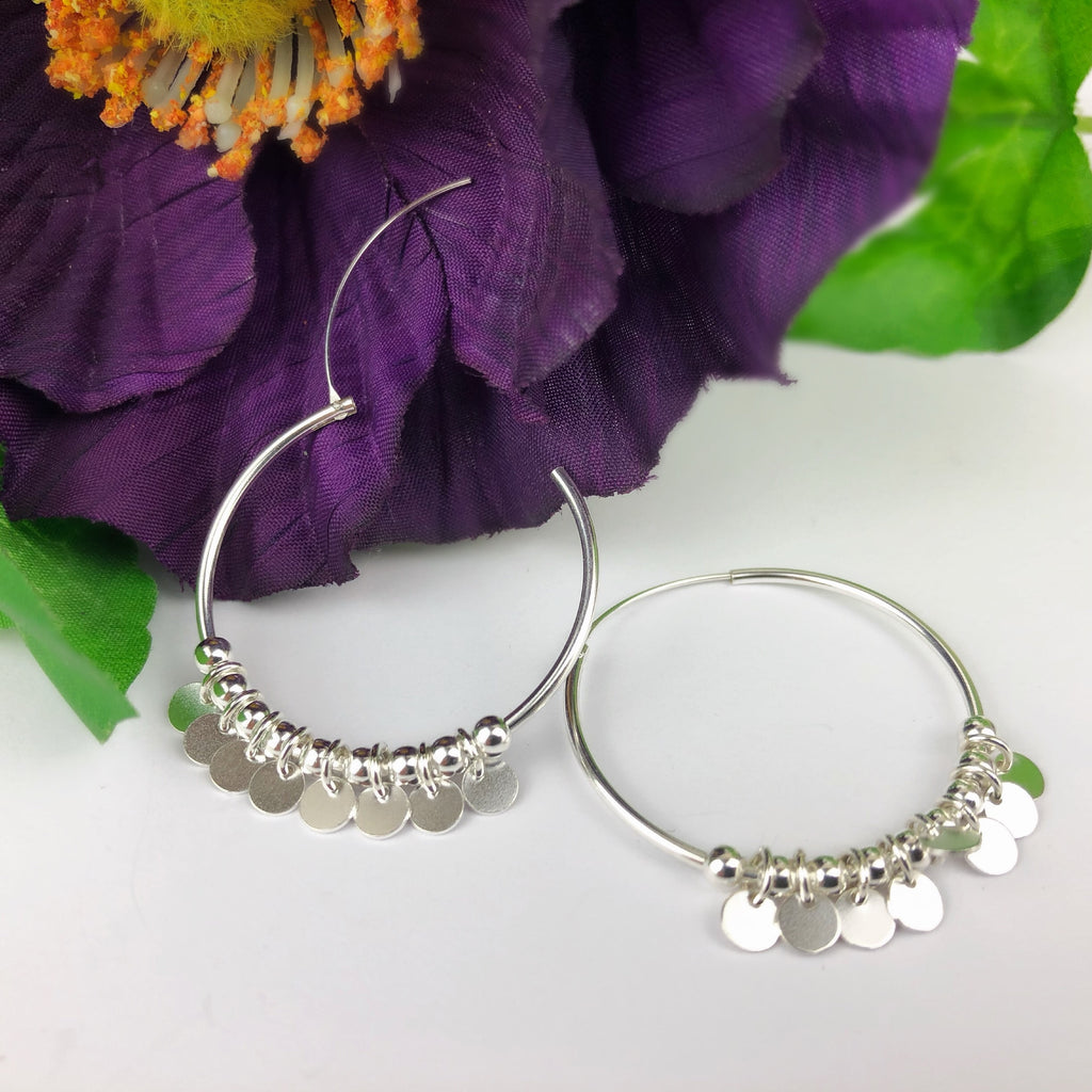 Mitzi Hoop Earrings - SE4740