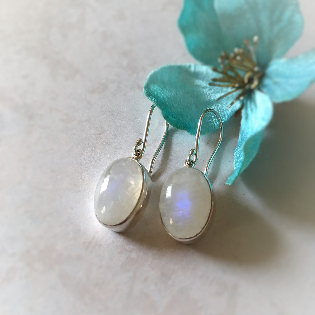 Blue Haze Earrings - JE108