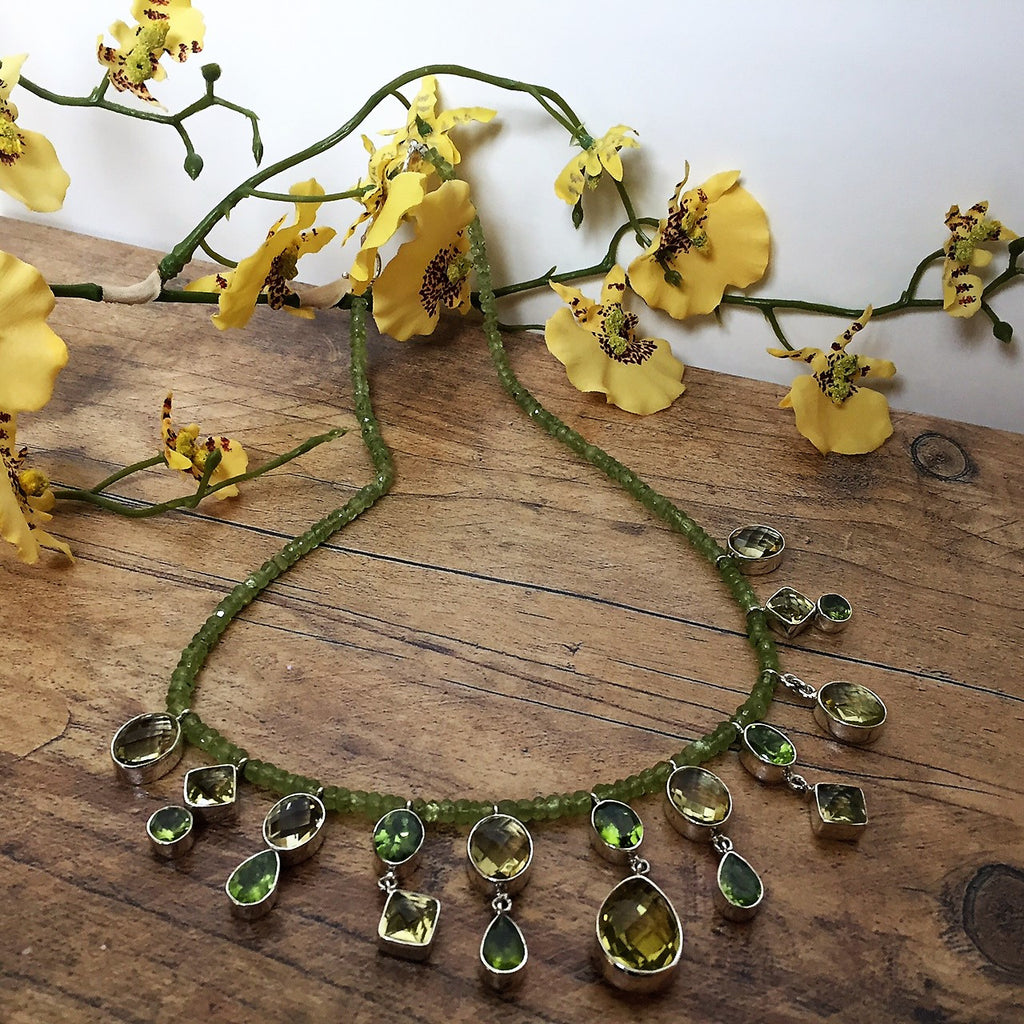 Citron Necklace - JUN115