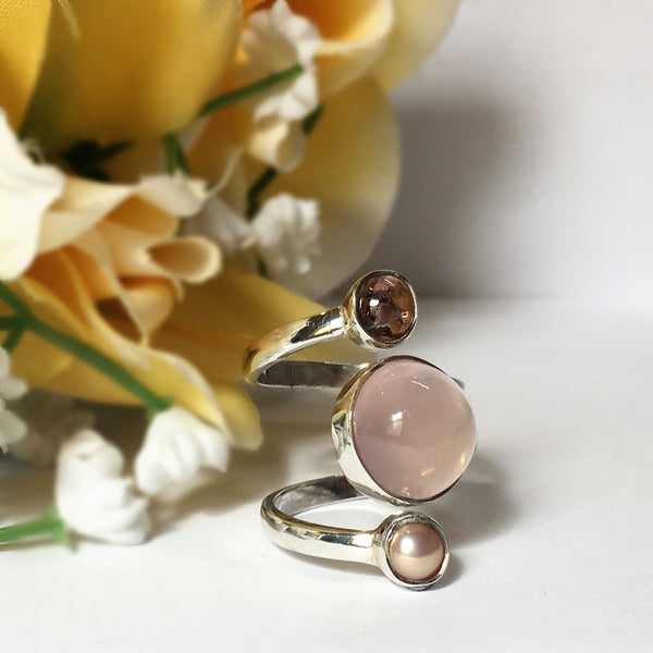 Pretty In Pink Ring - JUR145