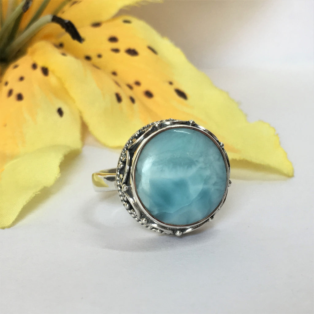 Blue Clouds Ring - JUR147