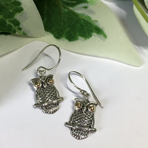 Night Owl Earrings - VE356
