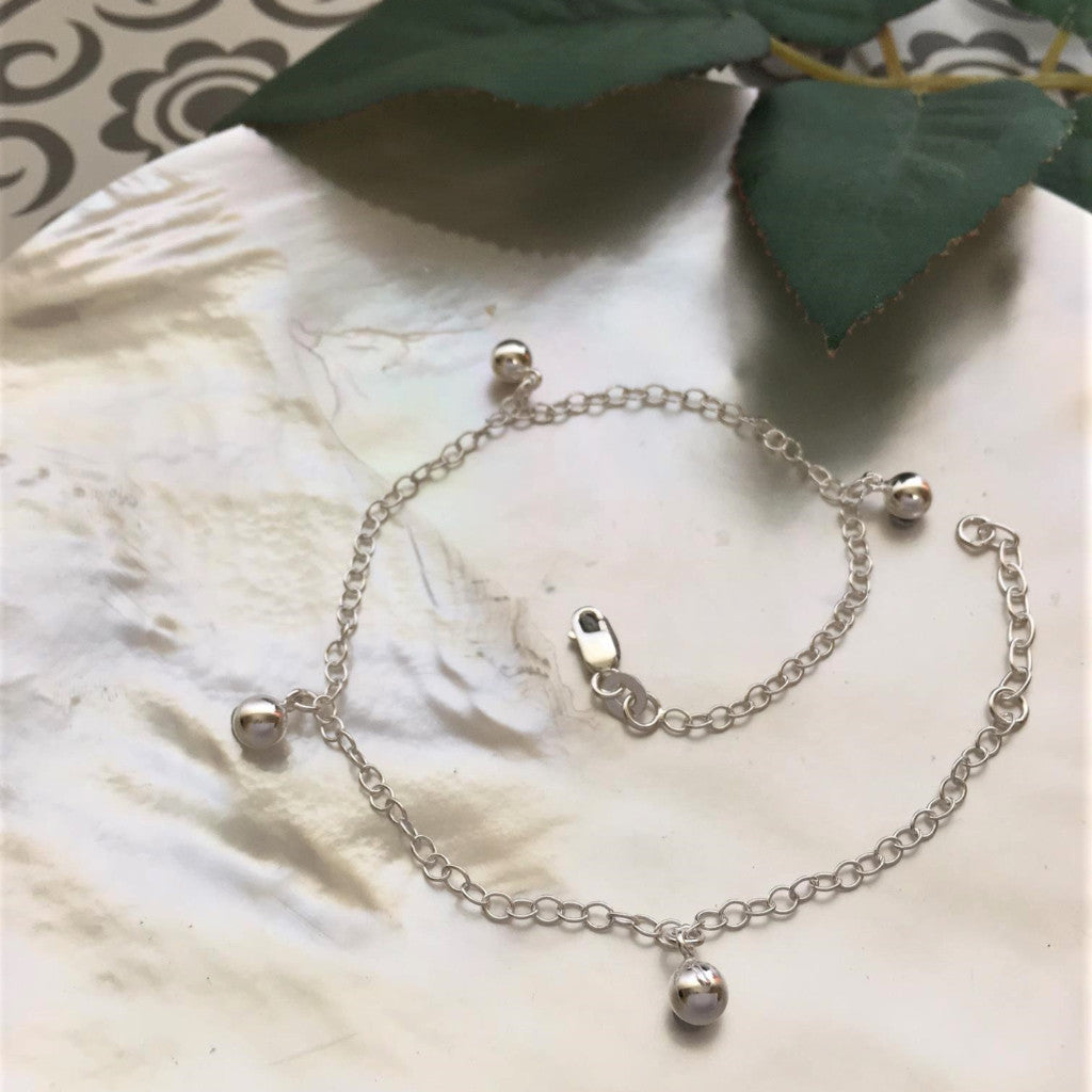 Ball and Chain Anklet - SANK114