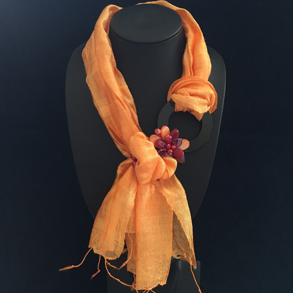 Summer Silk Scarves - VSS1