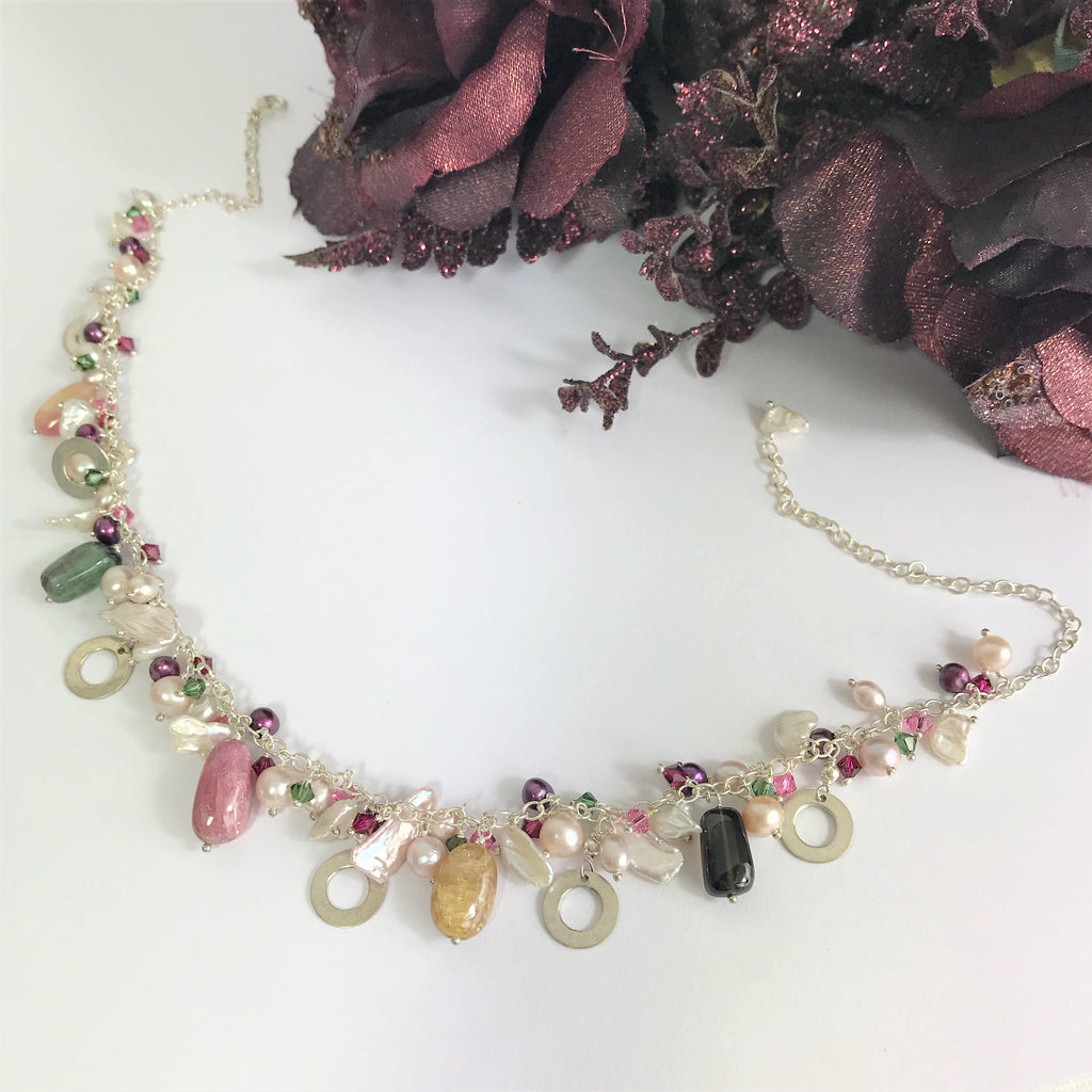 Spring Bloom Necklace  - SCHN216