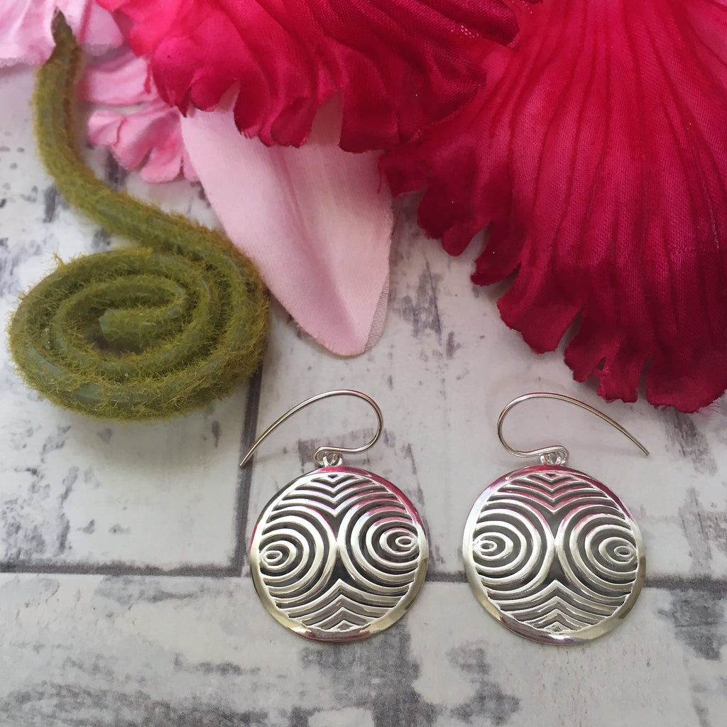 Tribal Rhythm Earrings - SE3922