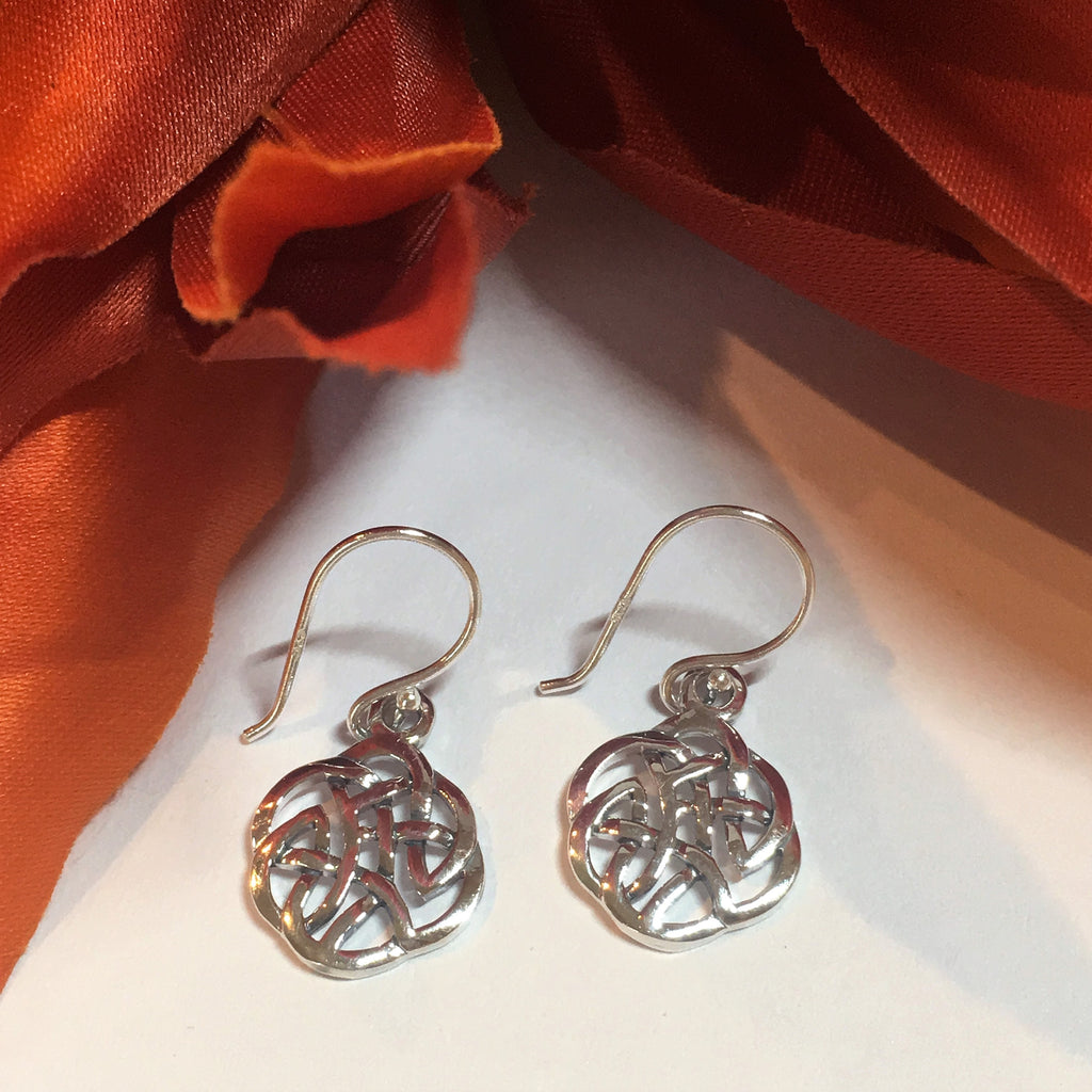 Celtic Knot Earrings - SE4467