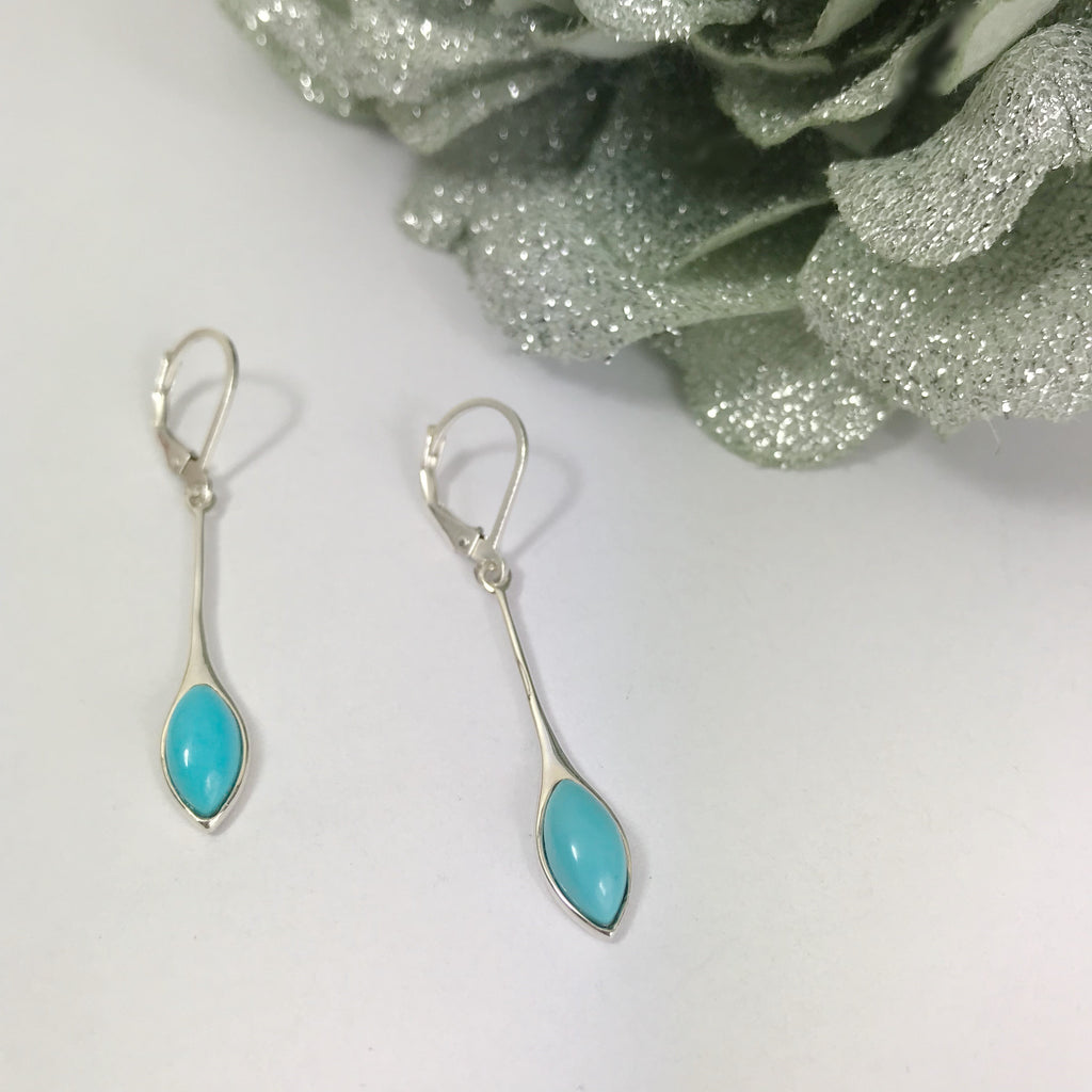 Blue Rain Earrings - SE4526