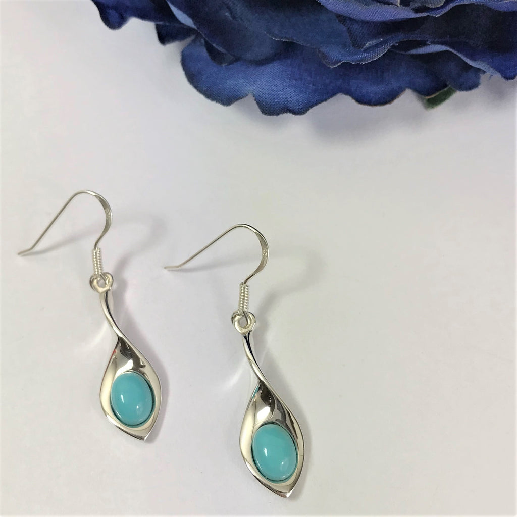 Blue Sky Earrings - SE4528
