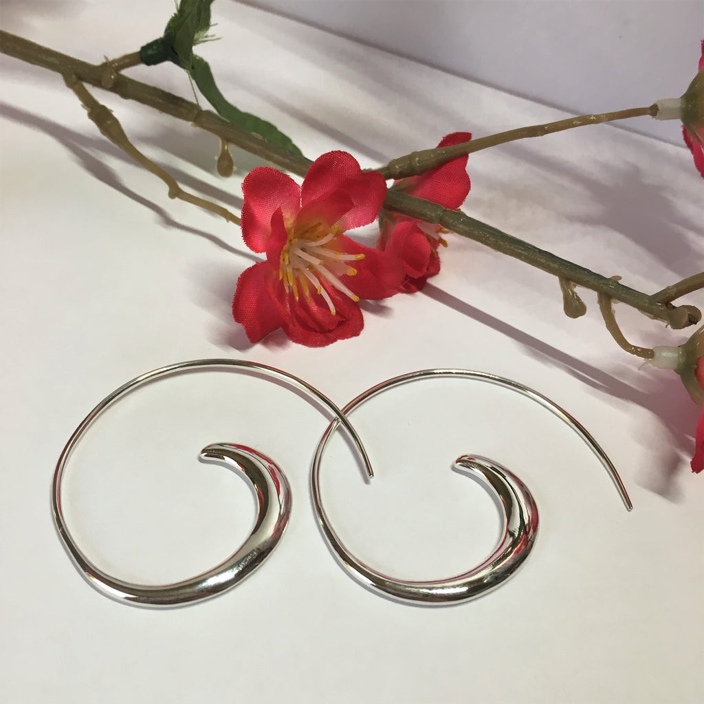 Celestial Hoop Earrings - SE685