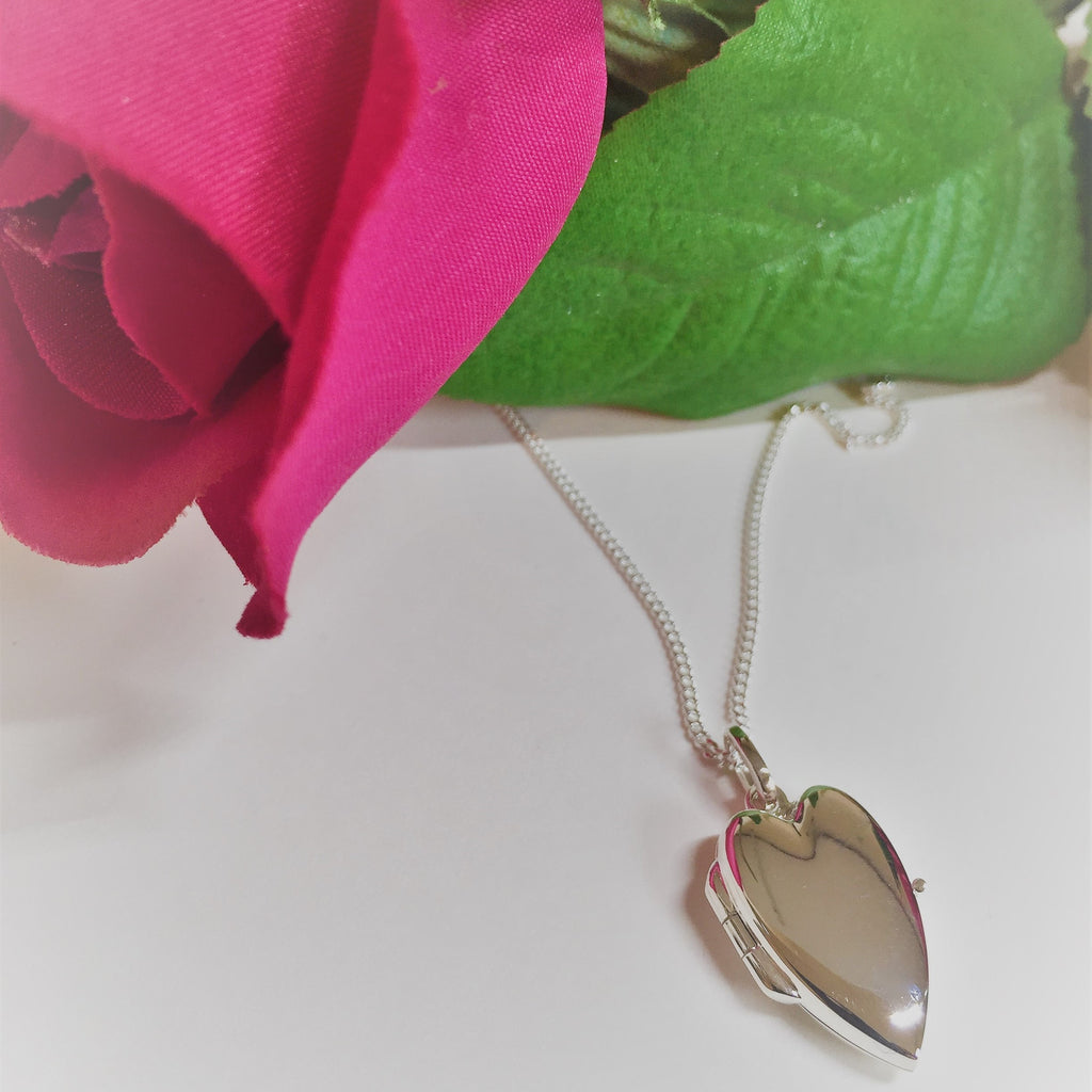 Open Your Heart Locket - SP1643