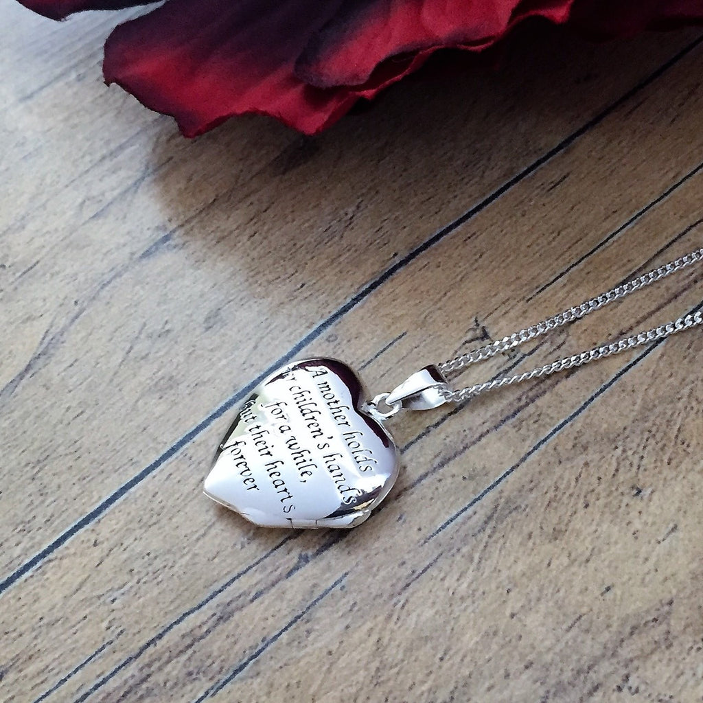 A Mothers Love Locket - SP2313