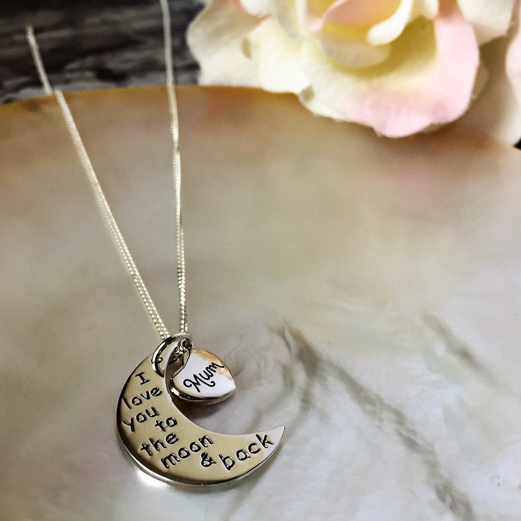 A Mother's Treasure pendant - SP2490