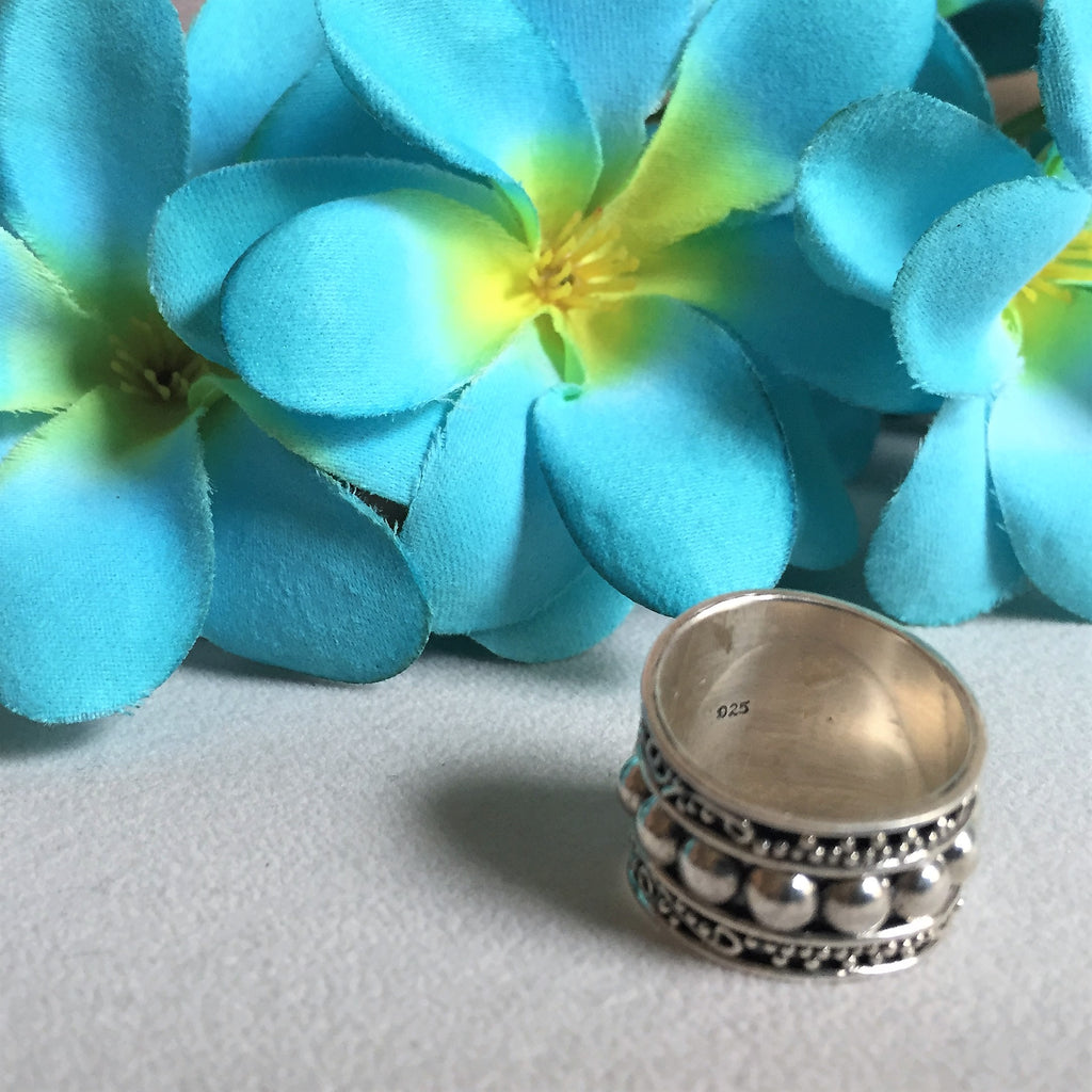 Boho Ball Ring - SR786