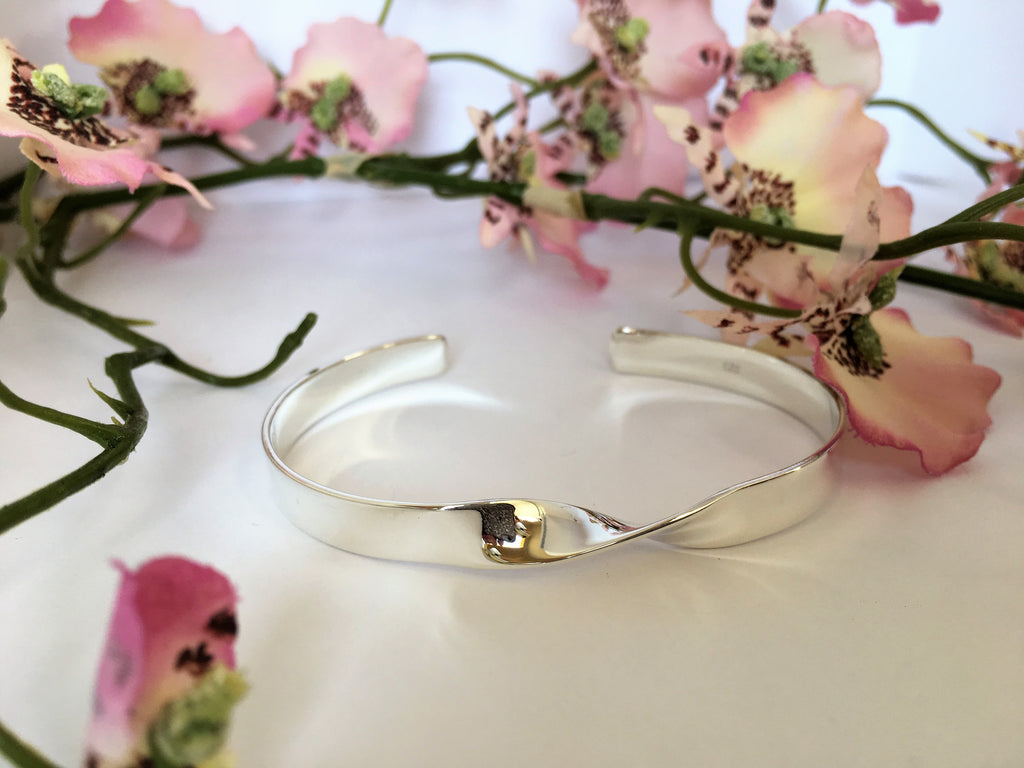 The Sash Bangle - VBGL121