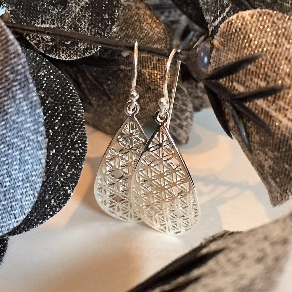 Flower of Life Earrings - VE159