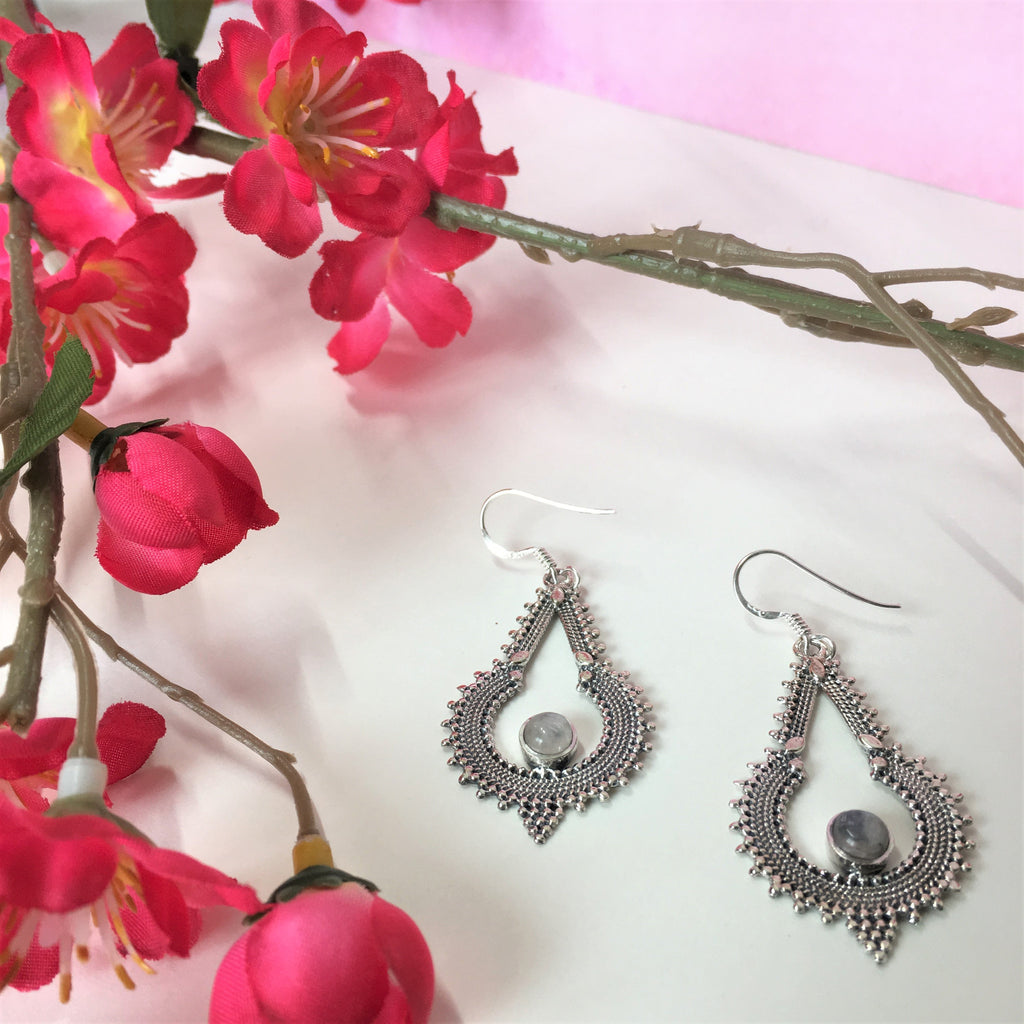 Eastern Charm Earrings - VE167 (3colours)
