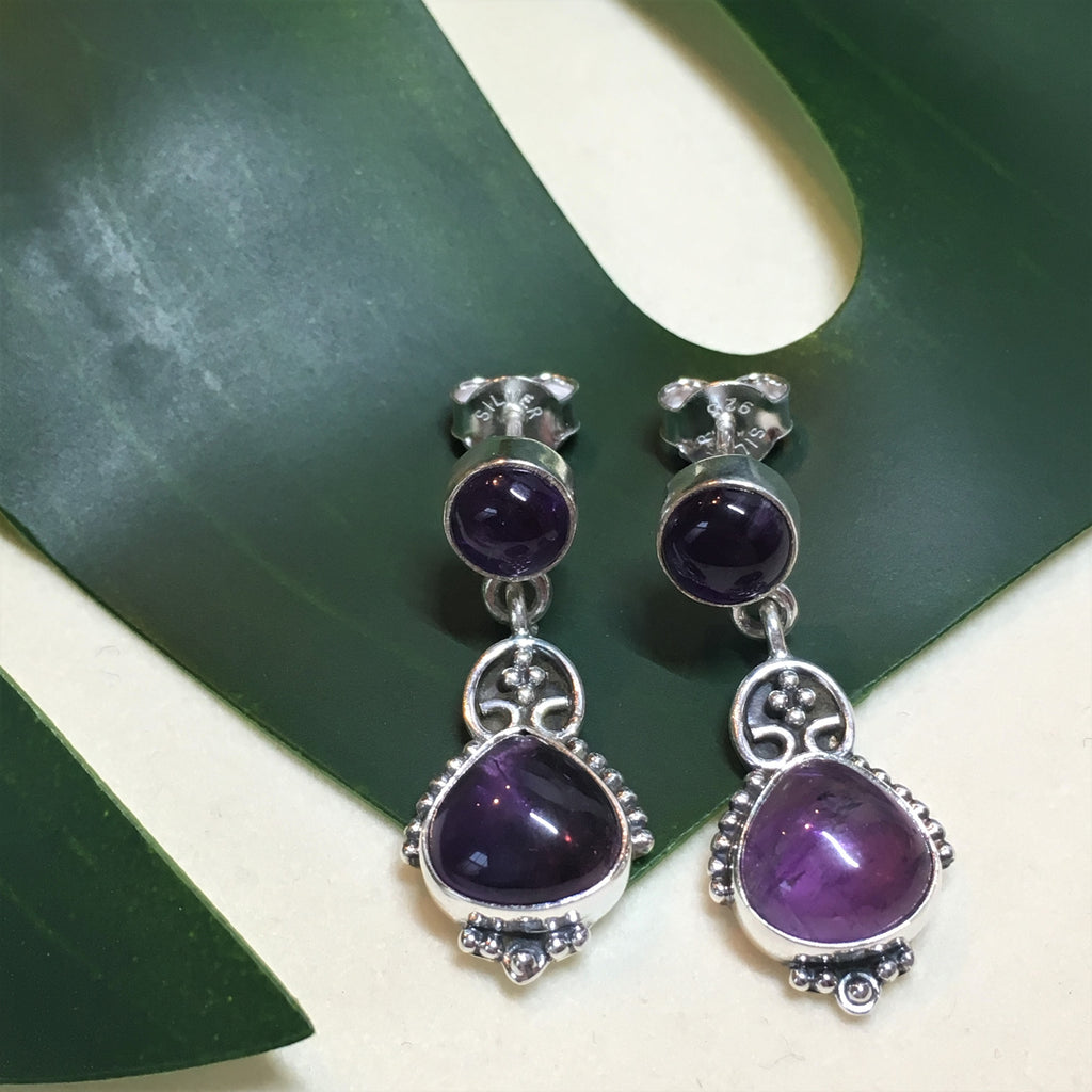 Elara Earrings - VE220 AM