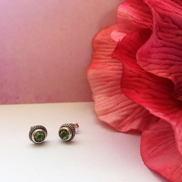 Bright Lights Stud Earrings - VE231(5colours)
