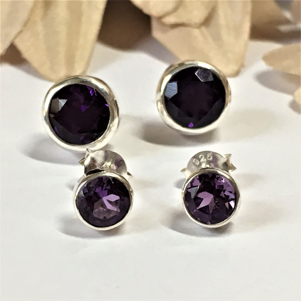 Damson Dream Earrings - VE347
