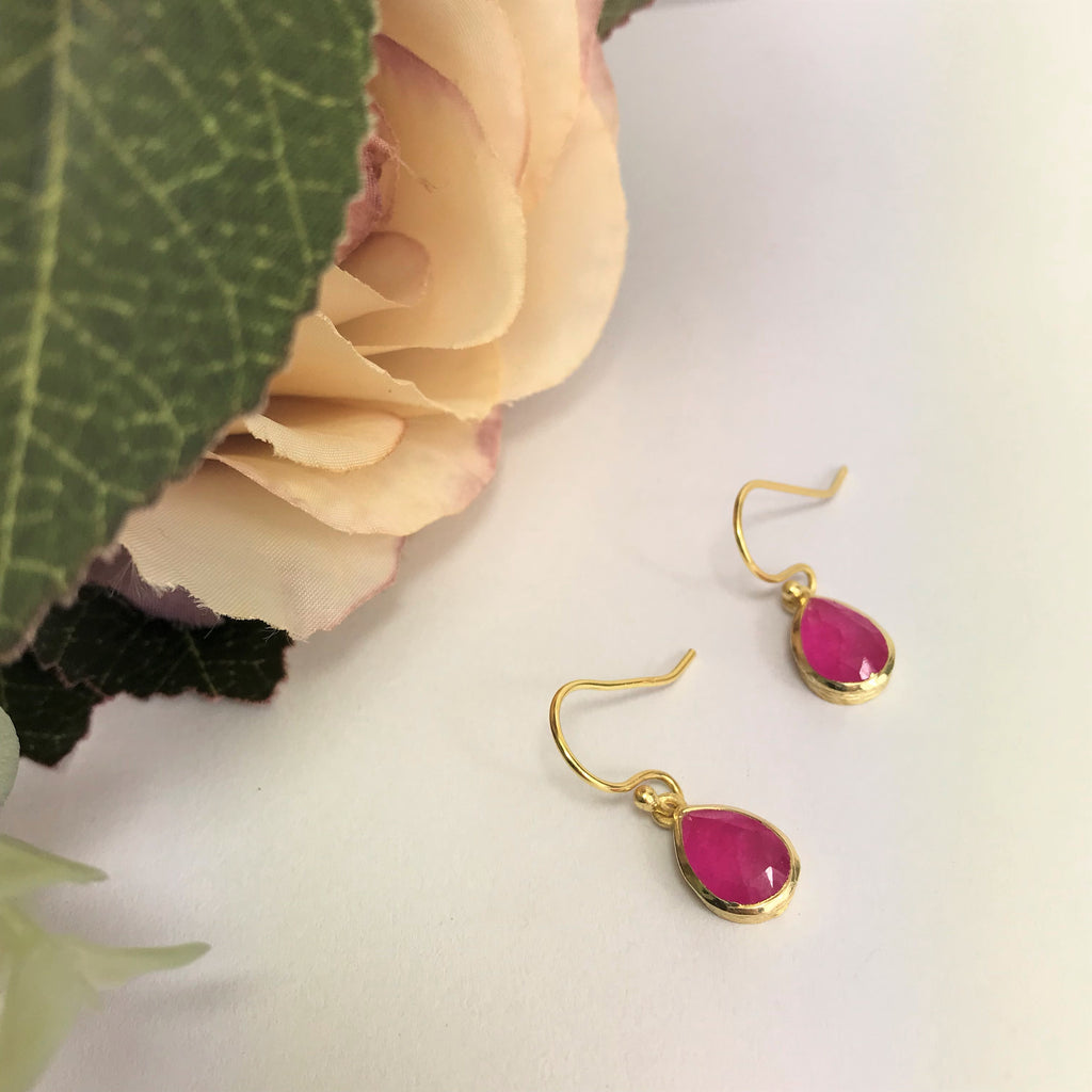 Pink Sherbet Earrings - VE390