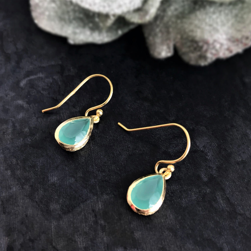 Cool Mint Earrings - VE391