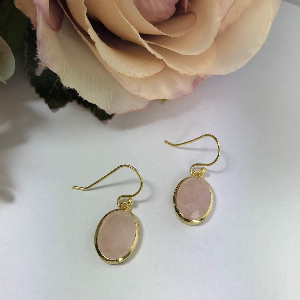 Pink Mist Earrings - VE421