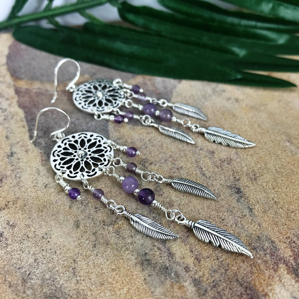 Twilight Dreams Earrings - VE442