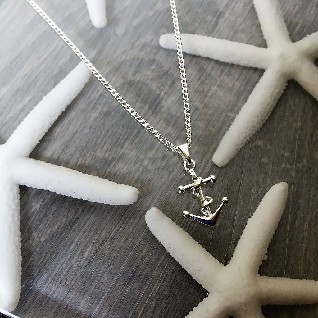 Little Anchor Pendant - VP160