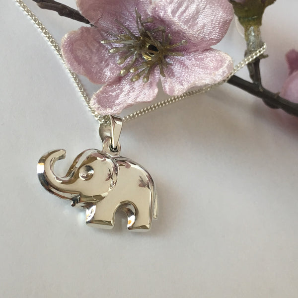 Happy Elephant Pendant - VP218