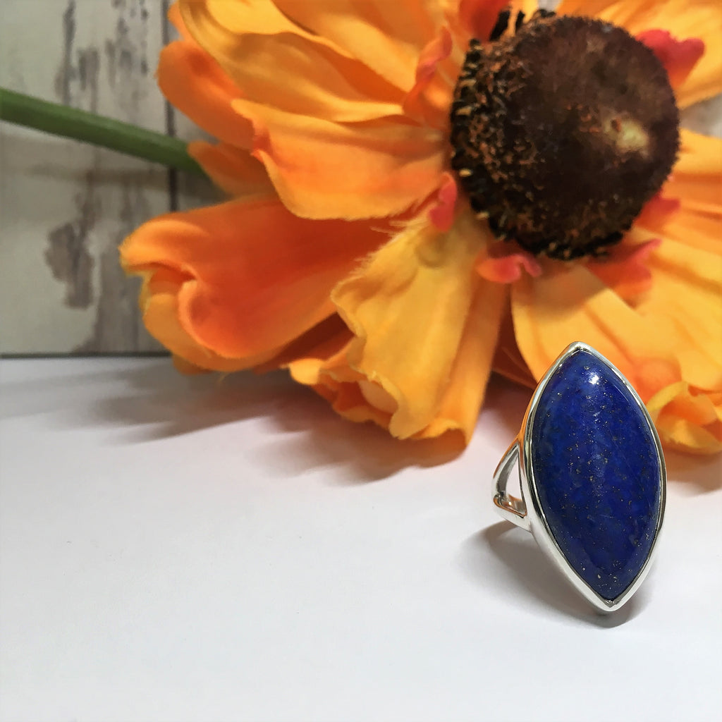 Azure Eye Ring - VUR175
