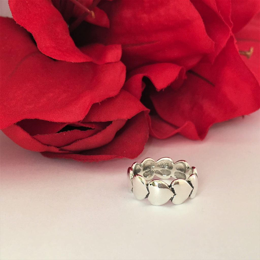 Circle of Love Ring - VR192