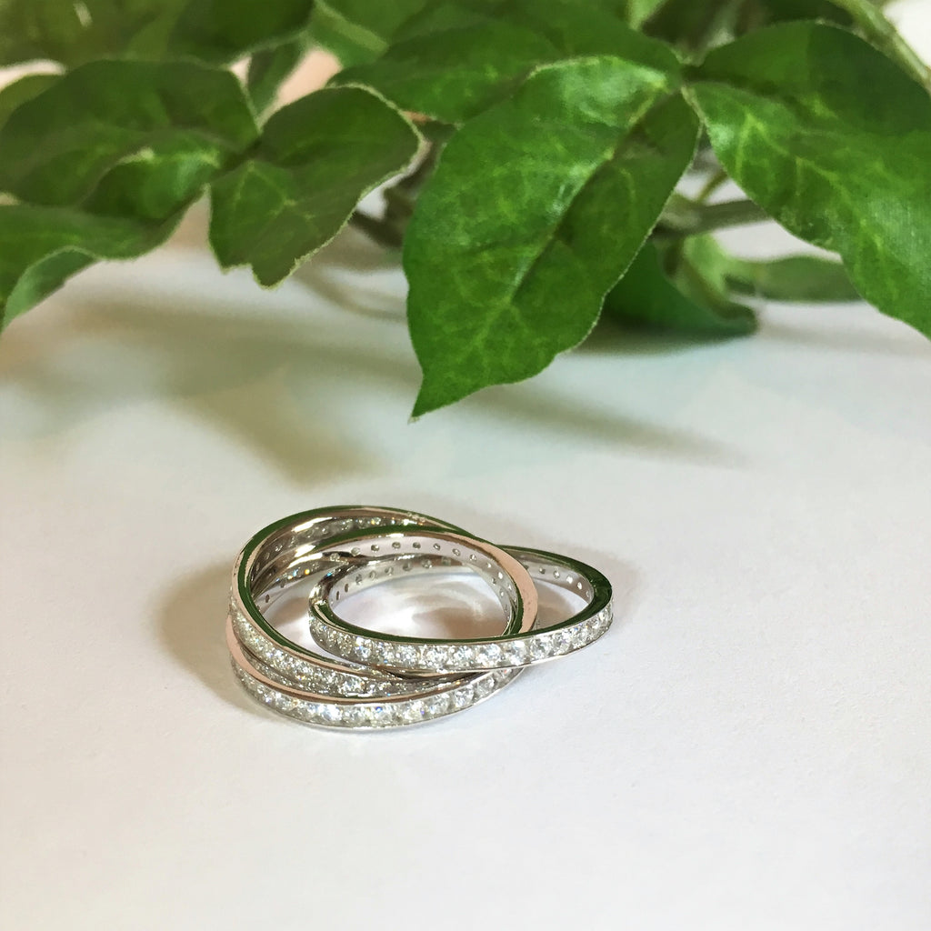 Eternal Sparkle Ring - VR194