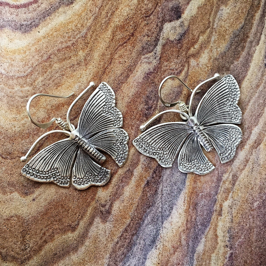 Butterfly Brush Earrings - VUE104