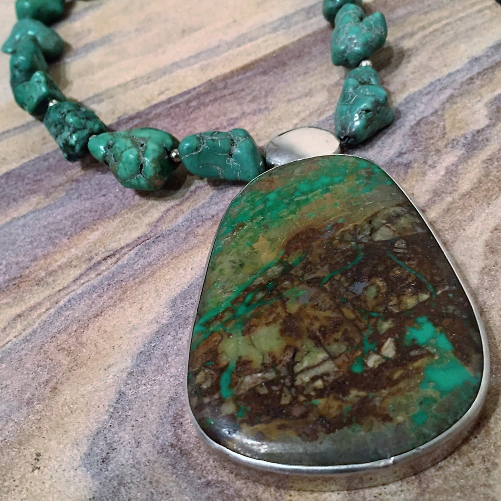 Ends Of The Earth Necklace - VUNK107